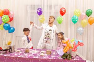 Крио шоу в Киеве