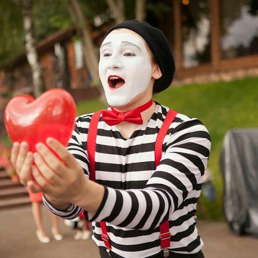 Мастер класс по пантомиме