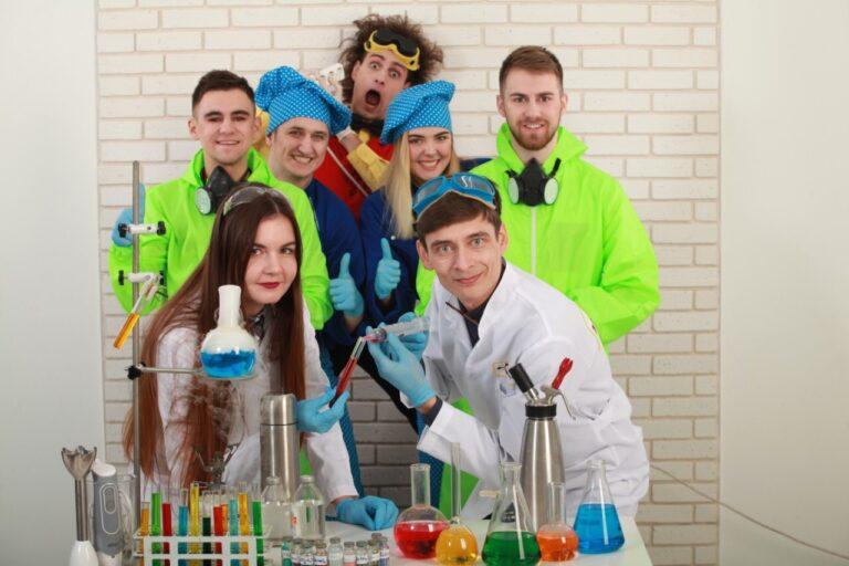Научное шоу в Киеве