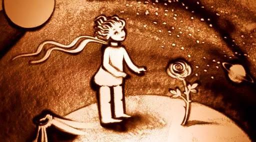 Мастер-класс по песочной анимации
