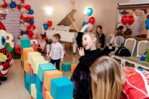 Поролоновое шоу в Киеве