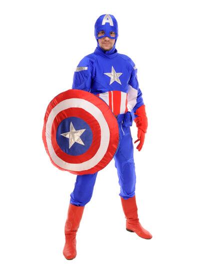 Капитан Капитан Америка