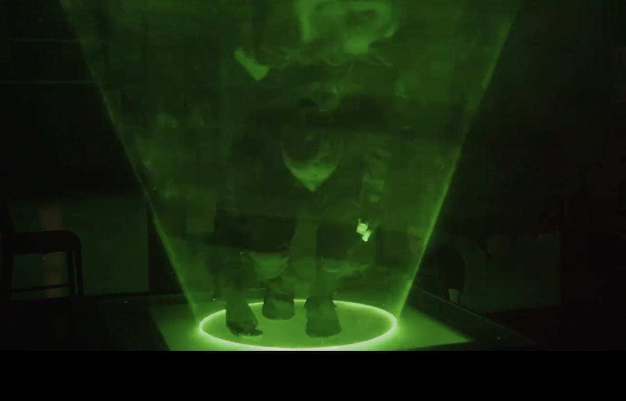 Лазермен шоу