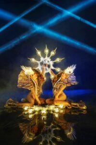 LED шоу