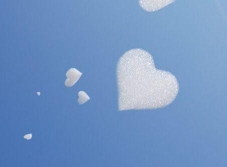 Пенные облака