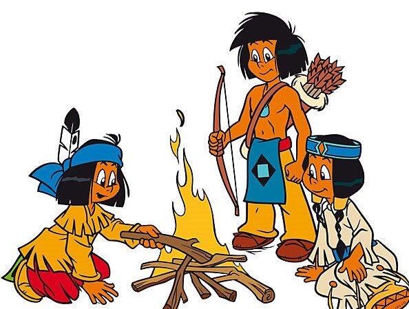 тайна племени Мочапунго